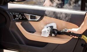 Vap Autoclean: Nettoyage intérieur ou remise à neuf à la vapeur sur place ou à domicile avec Vap Autoclean (jusqu'à 79 % de rabais)