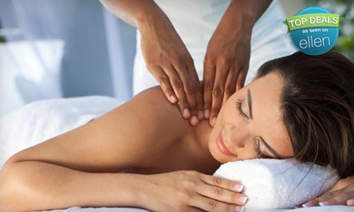 Curatio Rehabilitation - Hembstead: 5, 10, 20, or 50 One-Hour Massages at Curatio Rehabilitation (Up to 71% Off)