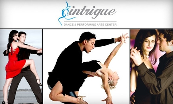 Intrigue Dance and Performing Arts Center - Central Chicago: $60 for 10 Dance Classes at Intrigue Dance and Performing Arts Center ($130 Value)