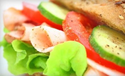 $12 Groupon to HoneyBaked Ham & Cafe - HoneyBaked Ham & Cafe in Lakeland