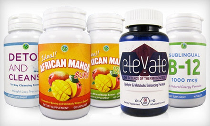 TGL Nutrition: Weight-Loss and Detox Nutritional Supplements from TGL Nutrition (Up to 61% Off). Two Options Available.
