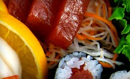 Edomae Sushi: $15 Groupon for Lunch - Edomae Sushi in Houston