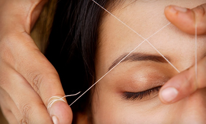 Changes Hair, Skin, Nails & Spa - Buena Vista: $10 for Two Eyebrow-Threading Sessions at Changes Hair, Skin, Nails & Spa ($20 Value)