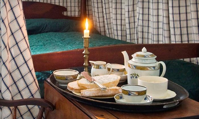Tea Around Town - Old Town: Outing for Two or Four to Tea Around Town Tasting Tour on Sunday, October 23, in Alexandria