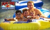 CoCo Key Water Resort - Rockford: $50 for Four Day Passes at CoCo Key Water Resort in Rockford (Up to $100 Value)