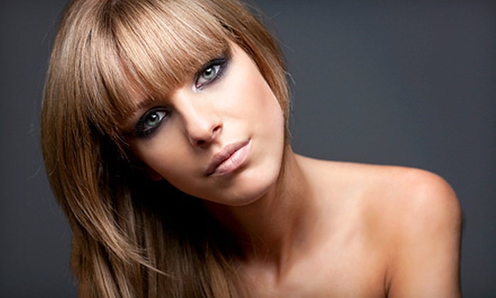 Hotlines Beauty Salon - Ogden: $19 for Two Haircuts at Hotlines Beauty Salon ($40 Value)