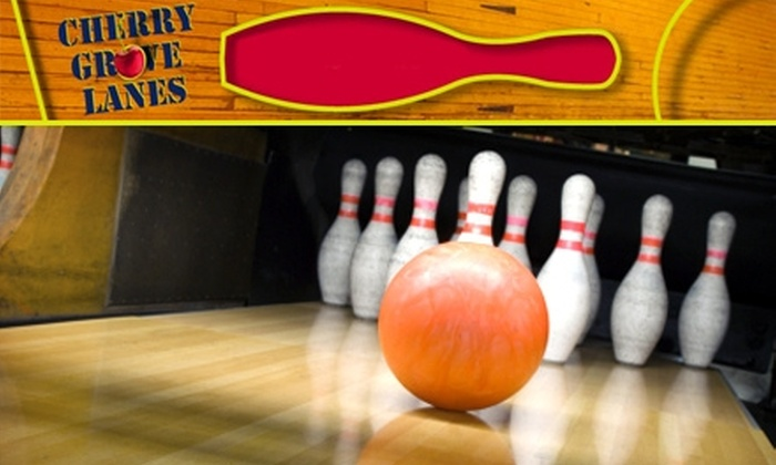 Cherry Grove Lanes - Cincinnati: $6 for Three Games of Bowling for One Person and Shoe Rental at Cherry Grove Lanes