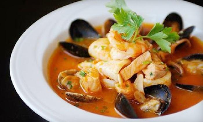 Vivoli Café & Trattoria - Multiple Locations: $20 for $40 Worth of Italian Fare at Vivoli Café & Trattoria