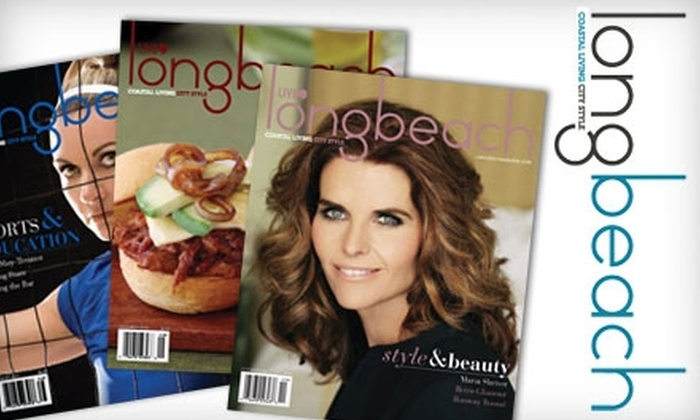 Long Beach Magazine: $12 for One-Year Subscription ($24 Value) or $16 for Two-Year Subscription ($36 Value) to Long Beach Magazine