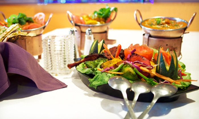 Saffron - Westmont: $20 for $40 Worth of Indian Fare and Drinks During Dinner at Saffron in Westmont