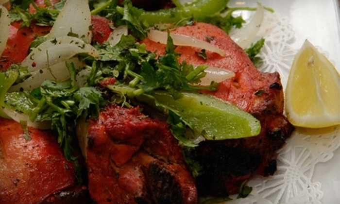 Indian Palace Restaurant - Shannon Heights: $10 for $20 Worth of Indian Cuisine at Indian Palace Restaurant in Dublin