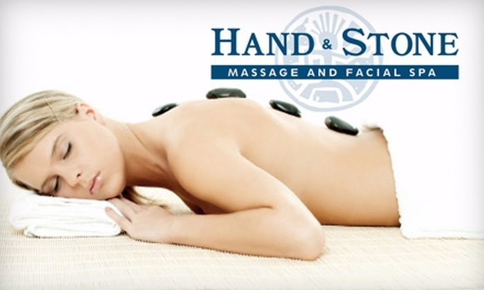 Hand & Stone Massage and Facial Spa - East Marlborough: $45 for a Hot Stone Massage and Foot Treatment or a Microdermabrasion Session at Hand & Stone Massage and Facial Spa in Kennett Square ($125 Value)