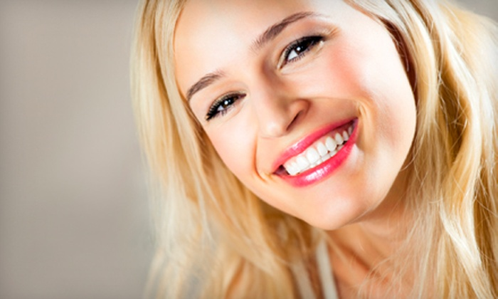 A Place to Smile - Multiple Locations: Dental Exam, X-rays, and Cleaning or Whitening Kit at A Place to Smile in Springville