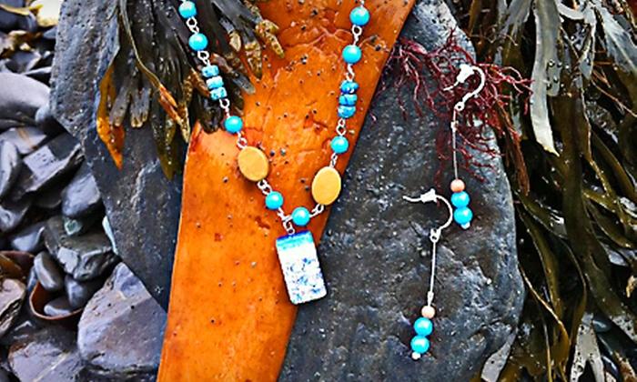 Brassy Lassy - Bay Bulls: $15 for $35 Worth of Handmade Jewellery from Brassy Lassy