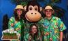 Monkey Mania - Albuquerque: Family Fun Packs at Monkey Mania. Two Options Available.