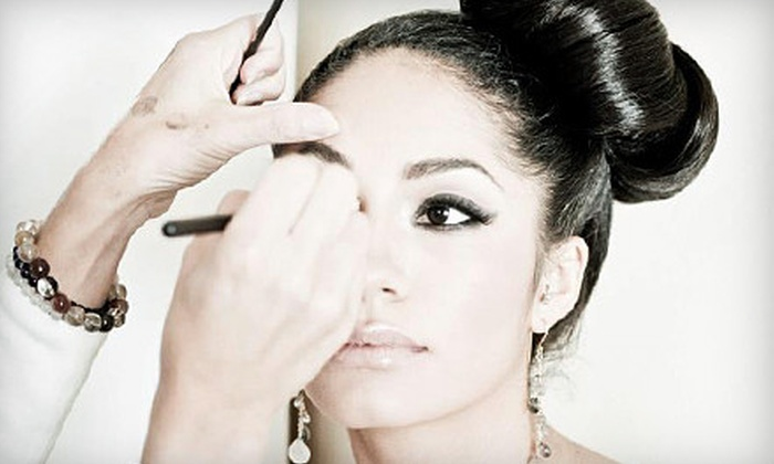 Christina Amador Beauty - Christina Amador Beauty: $59 for a 90-Minute Private Makeup Lesson Using MAC Cosmetics from Christina Amador Beauty ($150 Value)