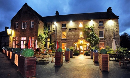 Derbyshire: 4* Stay with Breakfast