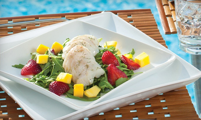 The Fresh Diet: $175 for Seven Days of Healthy Delivered Meals and Snacks from The Fresh Diet ($419.93 Value)