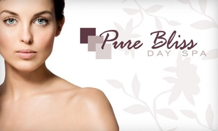 Pure Bliss Day Spa - Crossgate: $90 for a Chemical Peel at Pure Bliss Day Spa ($180 Value)