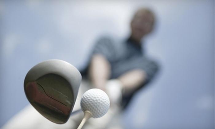 Marysville Golf Course - Corvallis: $18 for Nine Holes of Golf for Two at Marysville Golf Course in Corvallis ($36 Value)