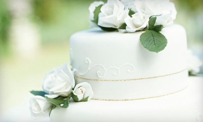 Vince's Tasty Creations - Crofton: Wedding-Cake Package or $15 for $30 Worth of Specialty Cakes and Baked Goods from Vince's Tasty Creations