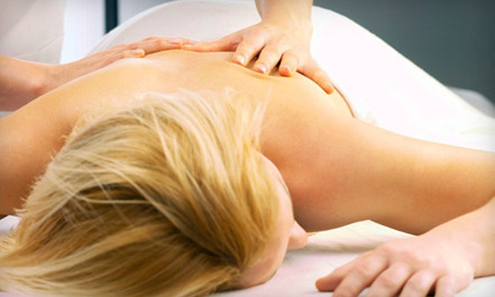 Polished Nail Bar & Spa - Wolcott: 60-Minute Swedish or Couples Massage at Polished Nail Bar & Spa in Wolcott (Up to 51% Off)