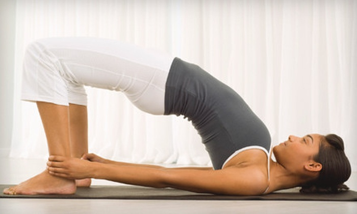 Whitinsville Wellness Center & Spa - Whitinsville: 10 or 20 Yoga Classes at Whitinsville Wellness Center & Spa (Up to 61% Off)