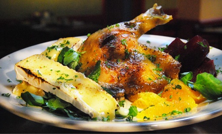 $30 Groupon for Scandinavian Dinner Fare (Monday through Saturday) - Tre Kronor in Chicago