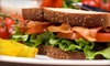 Northwestern Deli and Grille - Southfield: Lunch for Two or $49 for $100 Worth of Catering Services from Northwestern Deli and Grille in Southfield