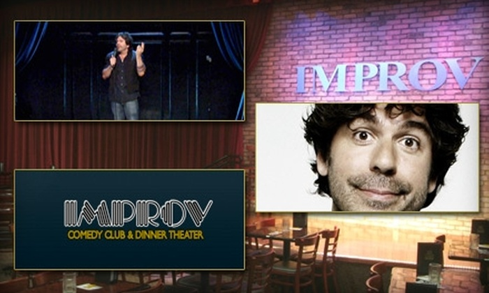 Improv Comedy Club - Central Business District: One Ticket to Greg Giraldo and One Appetizer at Improv Comedy Club. Buy Here for a $14 Ticket on 3/6/2010 at 9 p.m. ($33 Value). See Below for Additional Dates and Times.
