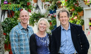 Gardeners World Live: BBC Gardeners' World Live at the NEC, Birmingham 16, 17 and 19th June