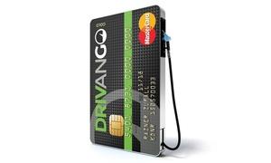 DRIVANGO GmbH: Tankkarte mit 20 € oder 30 € Startguthaben inkl. gebührenfreier MasterCard GOLD von DRIVANGO GmbH