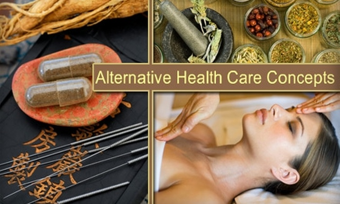 Alternative Health Care Concepts - Valley Village: $45 for a Mini Consult and Exam Plus One Acupuncture Treatment at Alternative Health Care Concepts