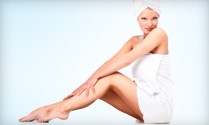 Lily of the Valley Spa - Westminster: One Year of Unlimited Laser Hair Removal for One or Three Treatment Areas at Lily of the Valley Spa (Up to 95% Off)