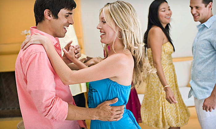 Eugene Dance Studio - Downtown: Four Private or Group Couples Dance Classes at Eugene Dance Studio (Up to 67% Off)