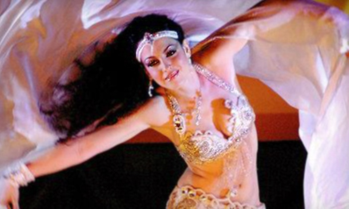 Exotic Belly Dancing - East Village: $29 for One Ticket to Exotic Belly-Dance Show with Dinner and Dance Lesson at Drom ($69 Value). 11 Options Available.