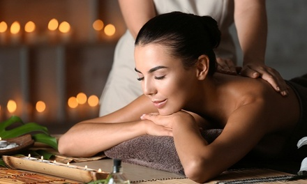 Pamper Pkg, Choice of 90-Min: 1 ($79) or 2 ($139), or 180-Min for 1 ($139) or 2 Ppl ($259) @ Universal Body (Up to $634)