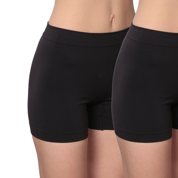 c54400b2734a Up To 42% Off on Hanes Women's Boxer (2-Pack) | Groupon Goods
