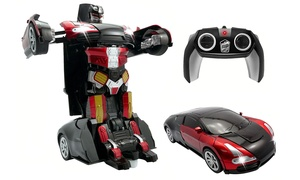 Voiture Robot RC transformable