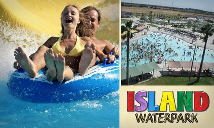 Island Waterpark - Highway City: $13 Admission to Island Waterpark ($26 Value)
