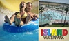 Half Off Admission to Island Waterpark