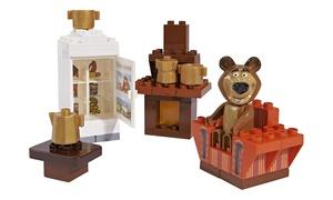 Kit construction Macha et l'ours