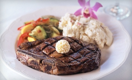 Ali's Grille & Cafe: $25 Groupon for Dinner - Ali's Grille & Cafe in Washington