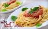 Tutti Vous - Montclair: $15 for $30 Worth of Italian Cuisine at Tutti Vous in Montclair