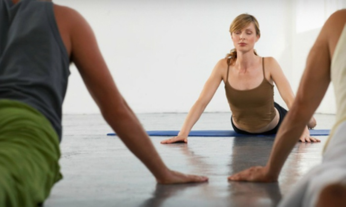 North Shore Yoga - Multiple Locations: 60-Minute Abhyanga Massage with Three Yoga Classes or Additional 60-Minute Massage at North Shore Yoga (Up to 51% Off)