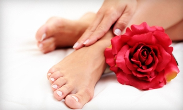 Escape Salon & Spa - Ocala: $20 for a Mani-Pedi at Escape Salon & Spa ($40 Value)