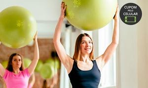 Estúdio de Pilates Carina Andrade: 1, 3 ou 6 meses de pilates (1 ou 2 vezes na semana) no Estúdio de Pilates Carina Andrade – Santo Antônio