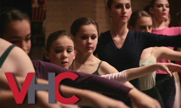 Vonder Haar Center for the Performing Arts - La Canada Flintridge: $25 for One Month of Classes at Vonder Haar Center for the Performing Arts in La Canada ($100 Value)