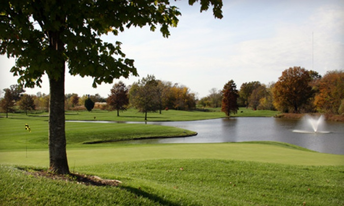 Governors Run - Carlyle: Round of Golf for Two with Cart on a Weekday or Weekend at Governors Run in Carlyle
