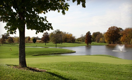 Governors Run: 1 Round of Golf for 2 on the Championship Course with Cart Rental Monday-Friday - Governors Run in Carlyle